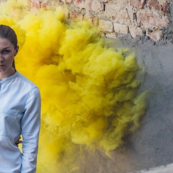 Цветной дым Мурманск