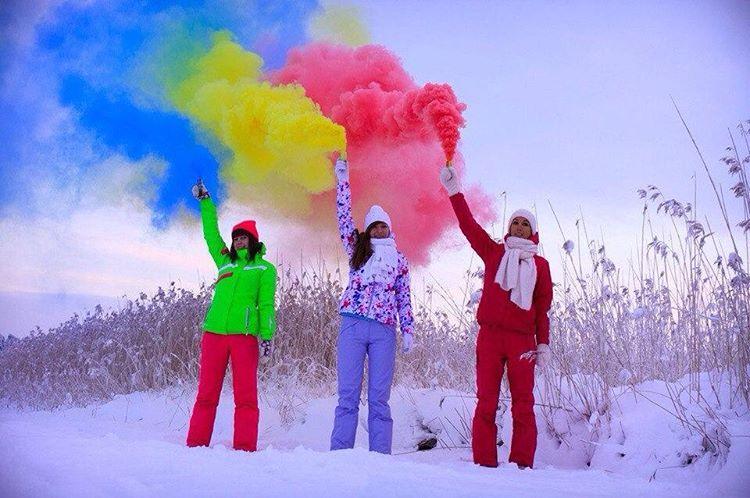 Где купить цветной дым в Мурманске